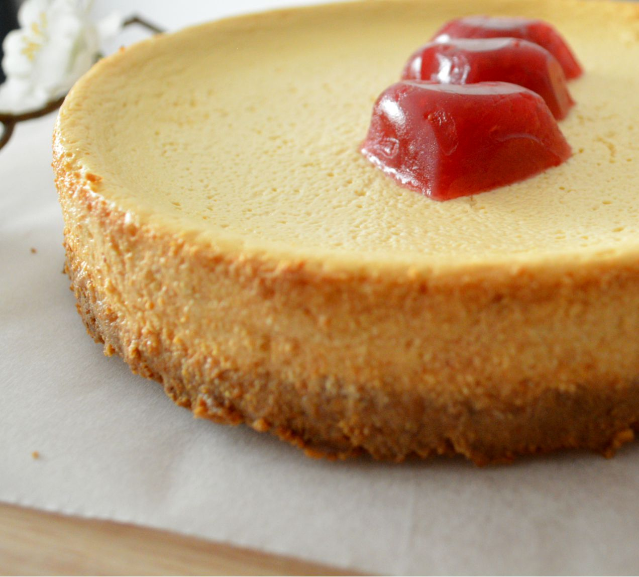 cheesecake light