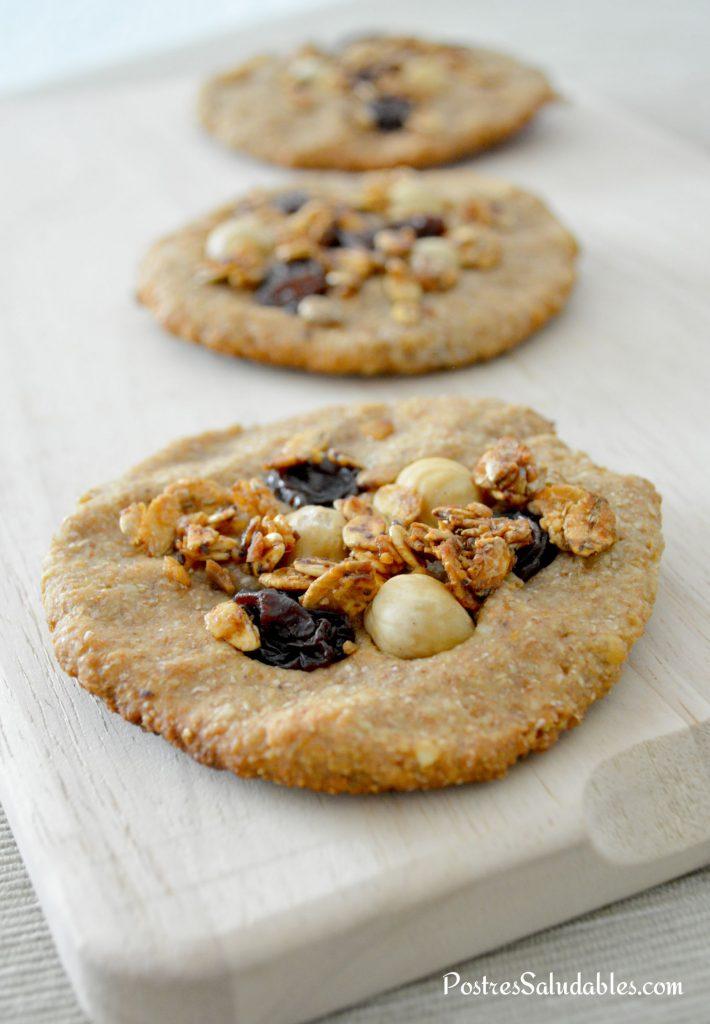 galletas altas en proteinas