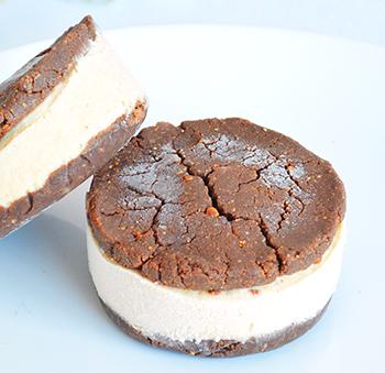 heladodechocolate postressaludables sin horno