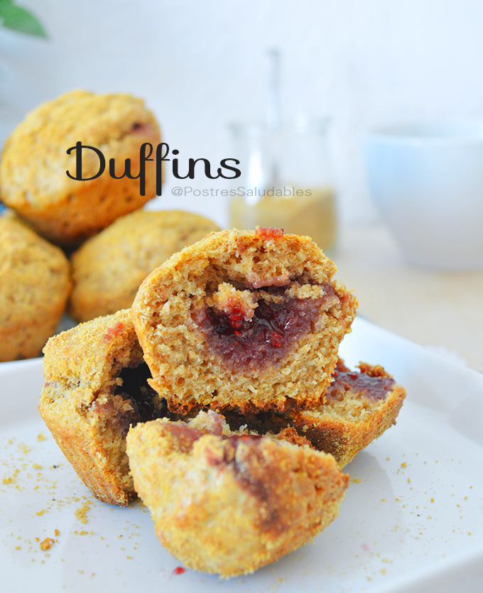 duffins saludables
