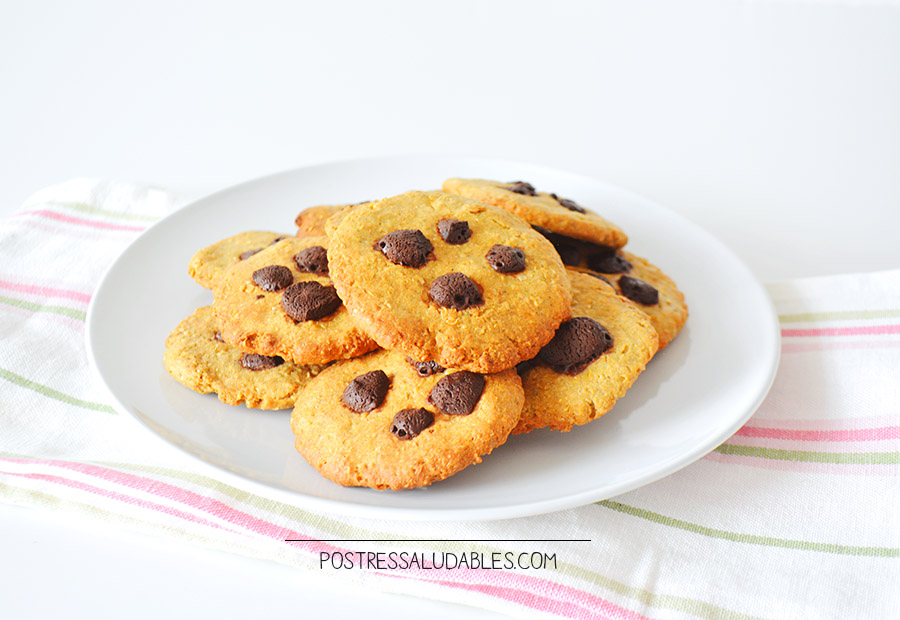 Galletasdeavenasaludables
